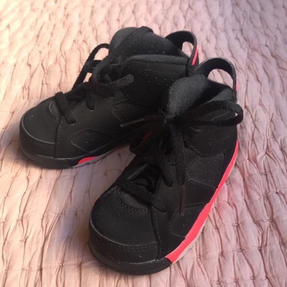 big sale f4545 c9f0e Nike air baby jordan 6 retro